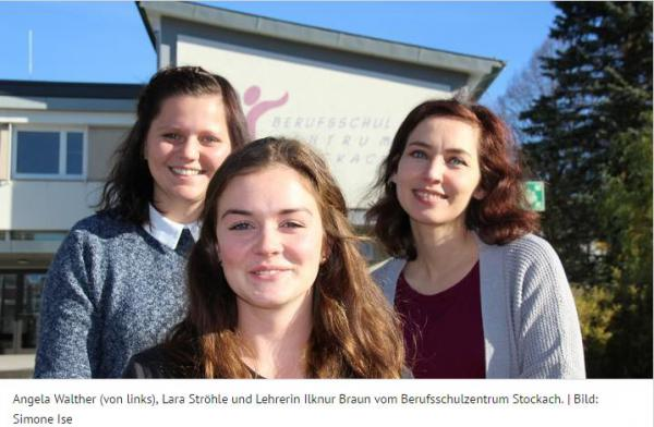 Jugendwort 2015 BSZ Stockach