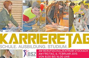 Karrieretag 2015 BSZ Stockach